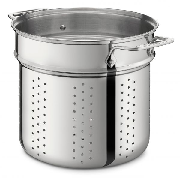 Al-clad Stainless Steel 12-Quart Multi Cooker Cookware Set 3-Piece with Lid