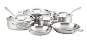 10-Piece Collective Cookware Set / Packaging Damage