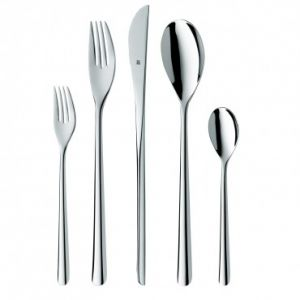 Taika 20 Piece Stainless Steel Flatware Set