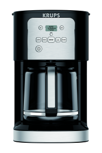 KRUPS Thermobrew Programmable Coffee Maker, 12 Cup