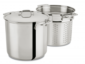 16-Qt. Multi-Pot / Stainless Steel - Second Quality