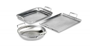 All-Clad 3-Piece Cookware Set / Outdoor - Packaging Damage