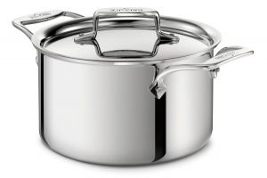 4-Qt. Soup Pot w/Lid / SD5 - Second Quality