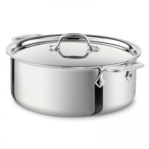 5-Qt. Stockpot WITHOUT Lid / D3 Compact - Second Quality