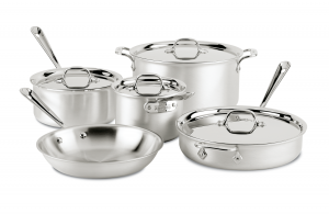 9-Piece Cookware Set / Master Chef - Packaging Damage