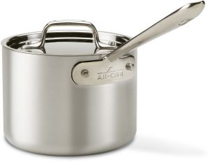 2-Qt. Sauce Pan with Lid / MC2 - Second Quality