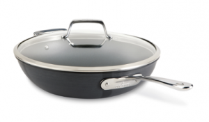 12-In. Chefs Pan / B1 Hard Anodized - Packaging Damage