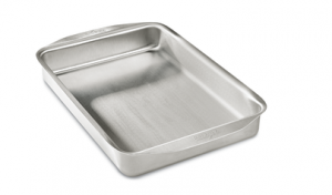 9-In. x 13-In. Baking Pan / Stainless Steel - Second Quality