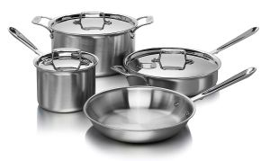 7-Piece Cookware Set / BD5 - Packaging Damage