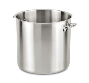 100-Qt. Stockpot W/O Lid / Stainless - Second Quality