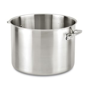 75-Qt. Stockpot W/O Lid / Stainless - Second Quality