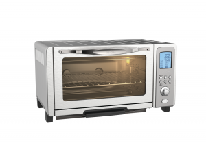 Digital Toaster Oven / Stainless - Packaging Damage