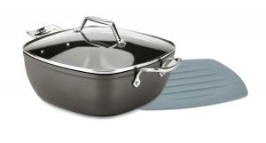 5-Qt. Simmer & Stew Square Pan / Nonstick / Essentials - Packaging Damage