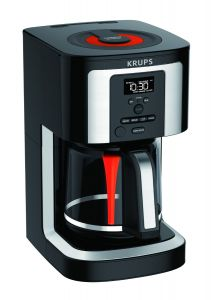 KRUPS EC322 Thermobrew 14-cup Programmable Coffee Maker