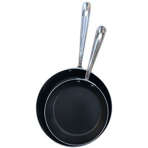 7.5-Inch and 9-Inch Nonstick French Skillets / Stainless - Packaging Damage