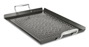 16-In. x 12-In. Nonstick Grill Grid / Outdoor - Packaging Damage