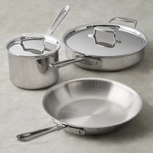 5-Piece Cookware Set / SD5 - Packaging Damage
