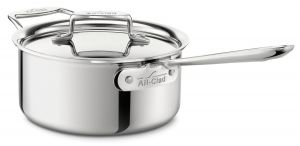 3-Qt. Sauce Pan w/ Lid / SD5 - Second Quality
