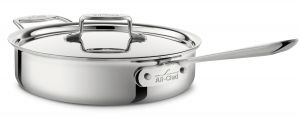 3-Qt. Saute Pan w/Lid /SD5 - Second Quality