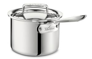 2-Qt. Sauce Pan w/Lid / SD5 - Second Quality