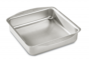8-In. Square Baking Pan / Stainless - Seconds