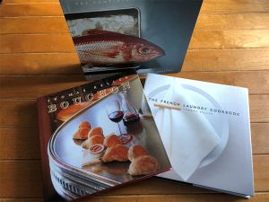 Thomas Keller Cookbook Set